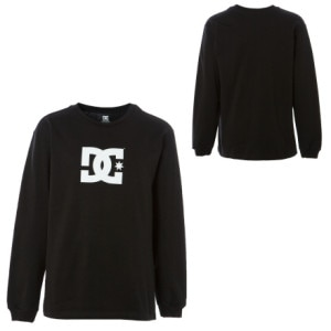DC Star T-Shirt - Long-Sleeve - Little Boys