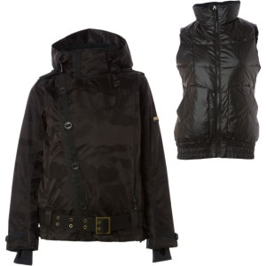 DC Muju Jacket - Womens
