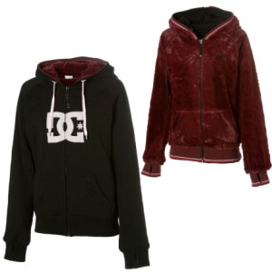 DC Felice Full-Zip Hooded Sweatshirt - Womens