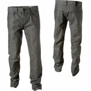 DC La Brea Straight Leg Denim Pant - Mens