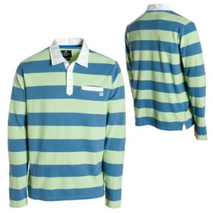 DC Bunker Polo Shirt - Long-Sleeve - Mens