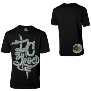 DC Laced Down T-Shirt - Short-Sleeve - Mens