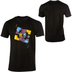 DC Frankenstar T-Shirt - Short-Sleeve - Mens