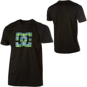 DC Plaidapuss T-Shirt - Short-Sleeve - Mens