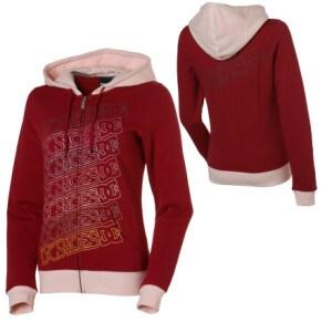 DC Infinite Full-Zip Hooded Sweatshirt - Womens