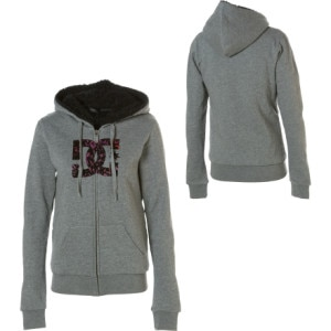 DC Clarion Full-Zip Hooded Sweatshirt - Womens