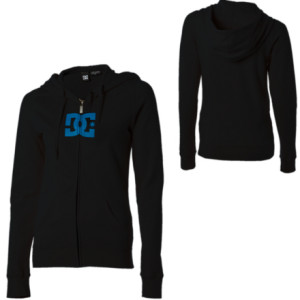 DC TStar ZH Full-Zip Hooded Sweatshirt - Womens