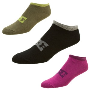 DC Atari Sock - 3 Pack - Womens