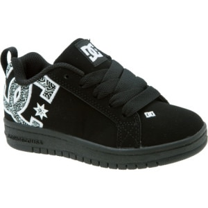 DC Court Graffik SE Skate Shoe - Little Boys
