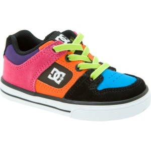 DC Pure Skate Shoe - Toddlers
