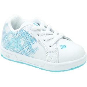 DC Pixie 4 Skate Shoe - Toddler