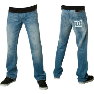 DC Dyrdek Signature Straight Denim Pant - Mens
