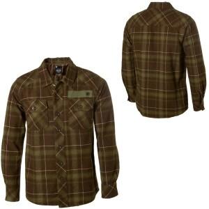 DC Qwid Shirt - Long-Sleeve - Mens
