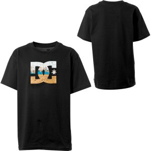 DC New York T-Shirt - Short-Sleeve - Boys
