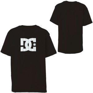 DC Warped T-Shirt - Short-Sleeve - Boys