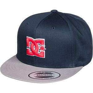 DC Snappy Snapback Hat - Boys'