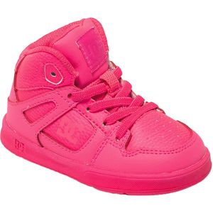 DC Rebound SE UL Skate Shoe - Toddler Girls'