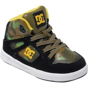 DC Rebound SE UL Skate Shoe - Toddler Boys'