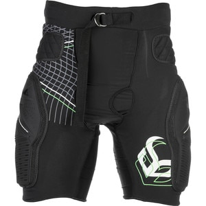 Demon United Shield Short V2 - Men's