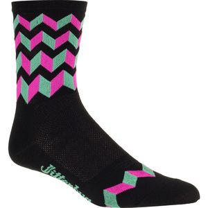 DeFeet Jitter Bug 4in Sock