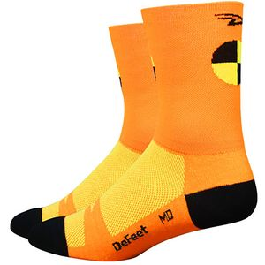 DeFeet Crash Test Dummy 5in Sock