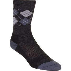 DeFeet Wooleator Argyle Hi-Top