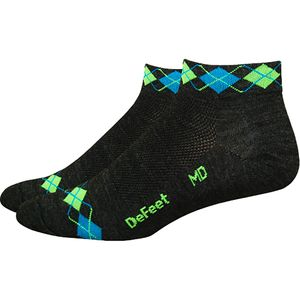 DeFeet Wooleator Argyle 1in Cuff