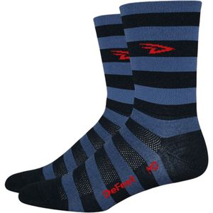 DeFeet D-Logo Double Cuff Stripes