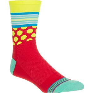 DeFeet Aireator Mashup Hi-Top 5in Sock