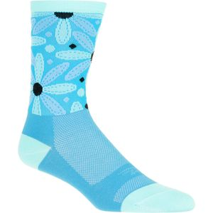 DeFeet Stitch Daisy Sock