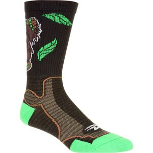 DeFeet Levitator Trail Bigfoot 6in Sock
