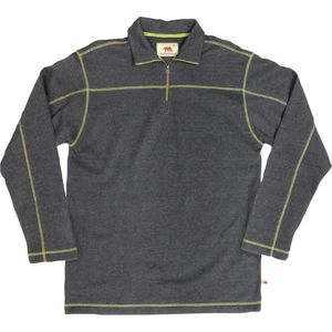 Colton Fleece Zip-Neck Top - Men's