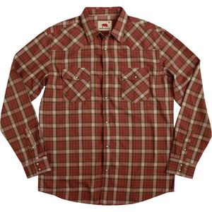 Dakota Grizzly Trevor Shirt - Long-Sleeve - Men's