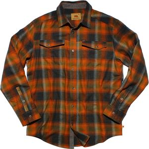 Dakota Grizzly Riley Shirt - Long-Sleeve - Men's