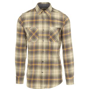 Dakota Grizzly Easton Flannel Shirt - Long-Sleeve - Men's