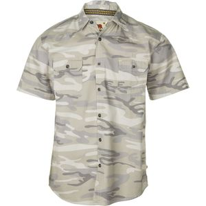 Dakota Grizzly Riker Shirt - Short-Sleeve - Men's