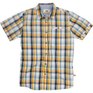 Dakota Grizzly Cody Shirt - Short-Sleeve - Men's