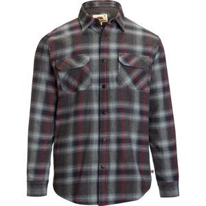 Dakota Grizzly Shayne Flannel Shirt - Long-Sleeve - Men's