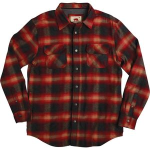 Shayne Flannel Shirt - Long-Sleeve - Men's