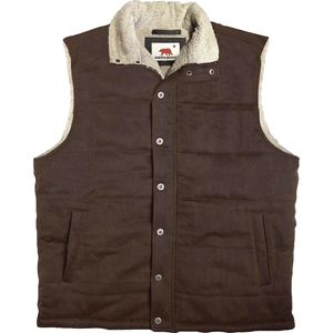 Dakota Grizzly Mason Vest - Men's