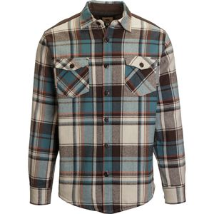 Dakota Grizzly York Flannel Shirt - Long-Sleeve - Men's