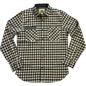 Dakota Grizzly Oliver Flannel Shirt - Long-Sleeve - Men's