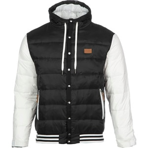 Discrete Cache Down Jacket - Men's