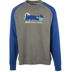 Discrete Roam Crew Sweatshirt - Men's