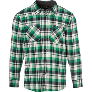 Discrete Pixel Flannel Shirt - Long-Sleeve - Men's