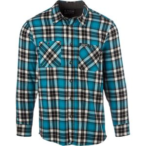 Discrete Terminal Flannel Shirt - Long-Sleeve - Men's