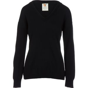 Duckworth Relaxed V-Neck Sweater - Women's