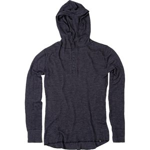 Duckworth Polaris Hooded Henley Shirt - Long-Sleeve - Women's