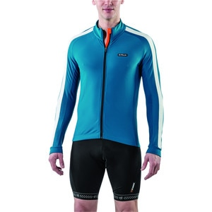 De Marchi Thermal Racing Jersey - Long Sleeve - Men's