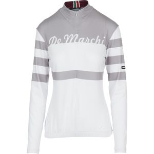 De Marchi Corsa Jersey - Long Sleeve - Women's